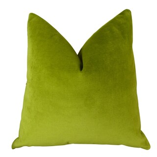 Plutus Contentment Grass Double-sided Throw Pillow