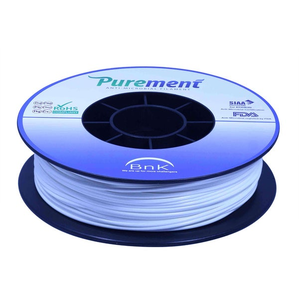 Purement Anti Bacterial White PLA