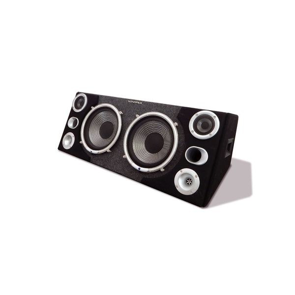 Sondpex 10-inch Full Range Stereo Neon Speaker System (Refurbished)