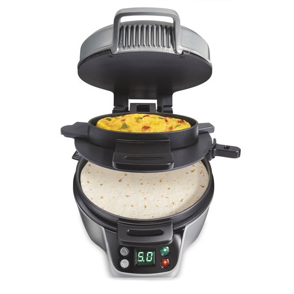 Hamilton Beach Breakfast Burrito Maker