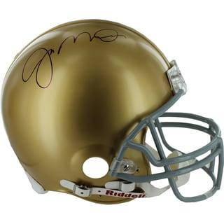 Joe Montana Signed Notre Dame Full Size Authentic Helmet