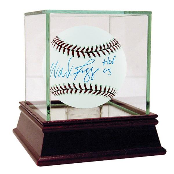 "Wade Boggs MLB Baseball w/ ""HOF 05"" Insc. (MLB Auth) 17302556"
