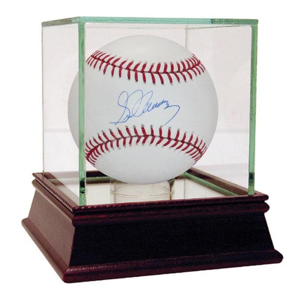 Sid Fernandez Signed MLB Baseball (MLB Auth)