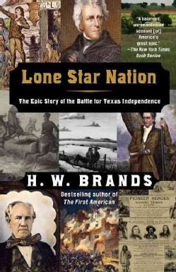 Lone Star Nation (Paperback)