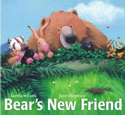 Bear's New Friend (Hardcover)