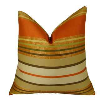 Plutus Aquavite Handmade Double-sided Throw Pillow