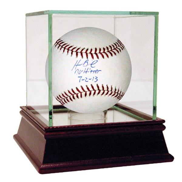 "Homer Bailey Signed MLB Baseball w/ ""No Hitter 7-2-13"" Insc (MLB Auth)"