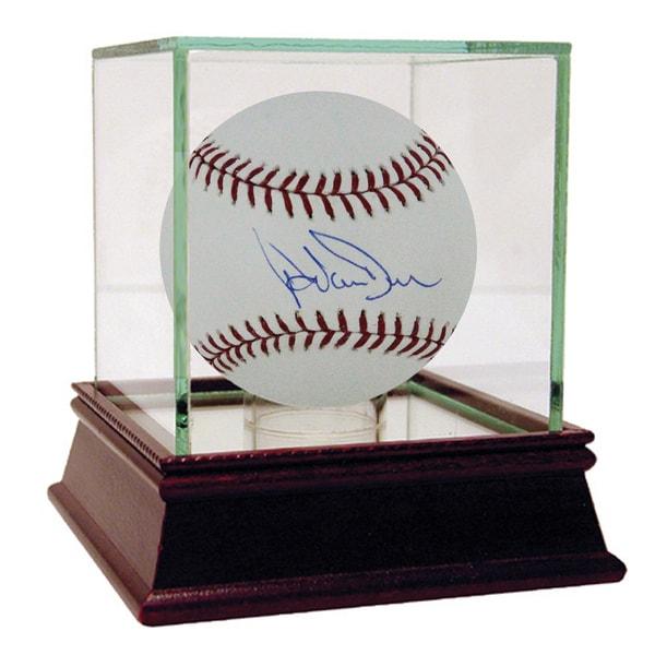 Adam Dunn Signed MLB Baseball
