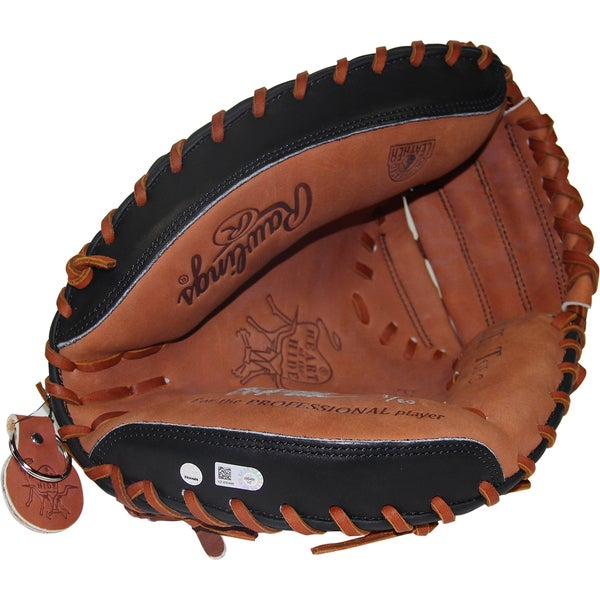 Jorge Posada Signed Rawlings Embroidered Catchers Glove (LE/50)