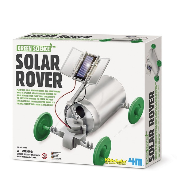 4M KidsLabs Solar Rover Science Kit