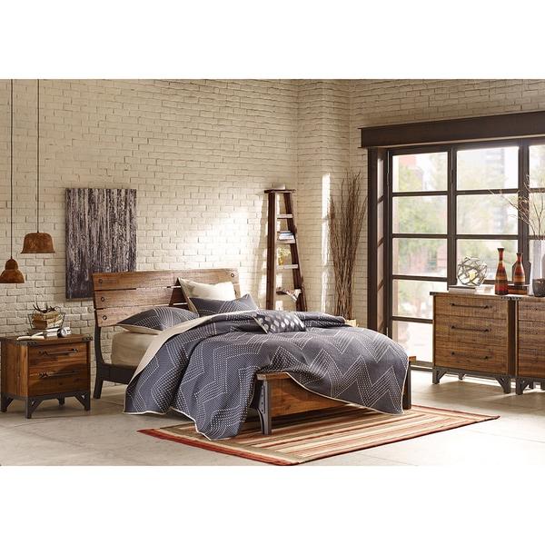 Upholstered Platform Bed By Global Furniture Usa California Cal King