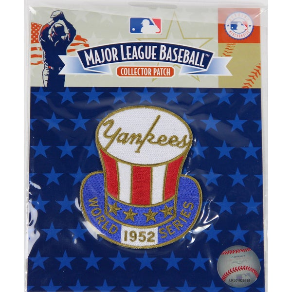 1952 World Series Patch-New York Yankees