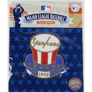 1952 World Series Patch-New York Yankees