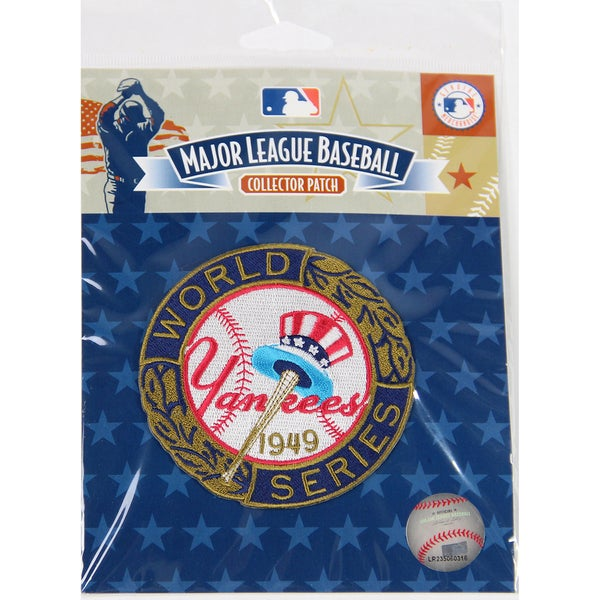 1949 World Series Patch-New York Yankees