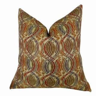 Plutus Orbitz Handmade Double-sided Throw Pillow