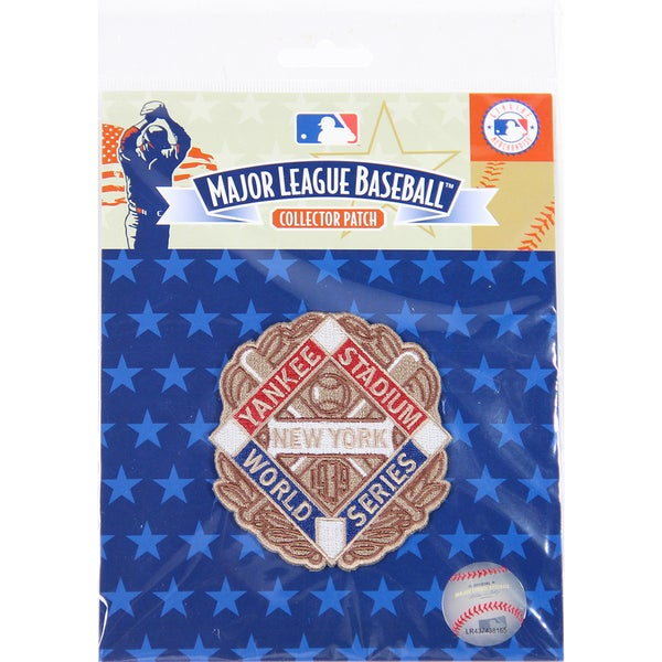 1939 World Series Patch-New York Yankees
