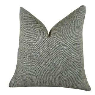 Plutus Enthusiast Tidal Handmade Throw Pillow