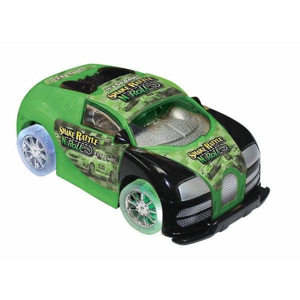 Can You Imagine Green Shake Rattle N Roll Car