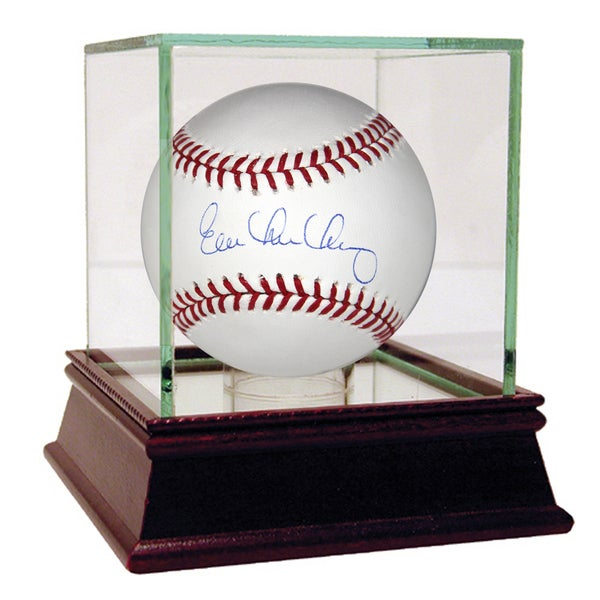 Evan Longoria Signed Full Name MLB Baseball 17307845