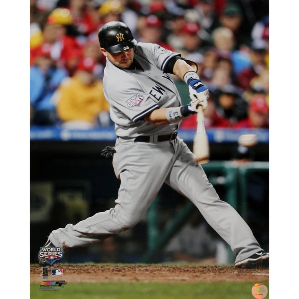 Nick Swisher Action 16x20 Photo