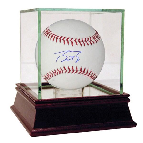 Buster Posey Signed MLB Baseball