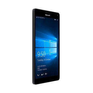Nokia Lumia 950XL 32GB Unlocked GSM 4G LTE Cell Phone With Retail Packaging - Black