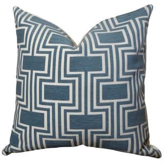 Plutus Midnight Conduit Handmade Double-sided Throw Pillow