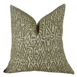 Plutus Trendy Look Handmade Double-sided Throw Pillow