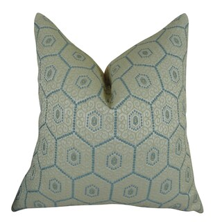 Plutus Venetian Way Handmade Double-sided Throw Pillow