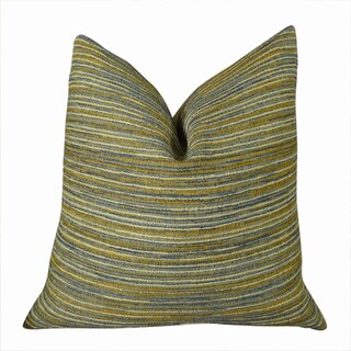 Plutus Elmridge Road Handmade Double-sided Throw Pillow