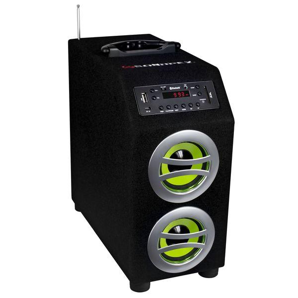 Sondpex Portable Bluetooth Speaker System and Digital Music Player