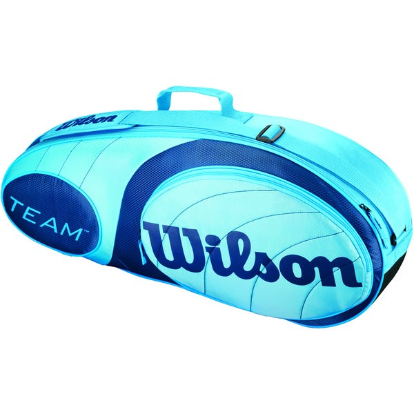 Wilson Team 3 Pack Tennis Bag - Blue