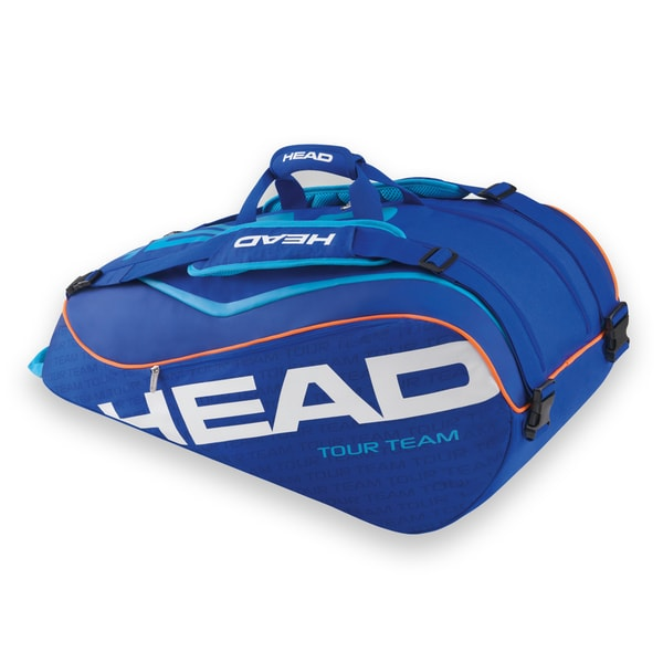 Head Tour Team Supercombi 9 Pack Tennis Bag