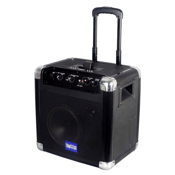 Sondpex Bluetooth Portable PA system and Guitar Amplifier