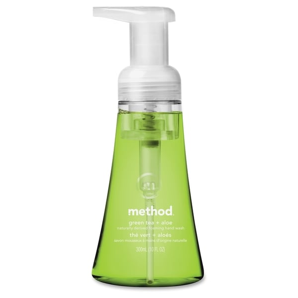 Method Green Tea/Aloe Foam Handwash - (1 Each)