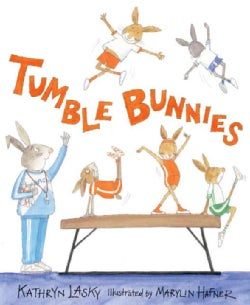 Tumble Bunnies (Hardcover)