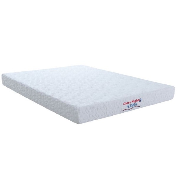 Atria 8-inch Twin-size Memory Foam Mattress