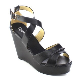 Beston AB35 Women's Platform Wedges