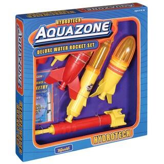 Toysmith Deluxe Water Rocket Set