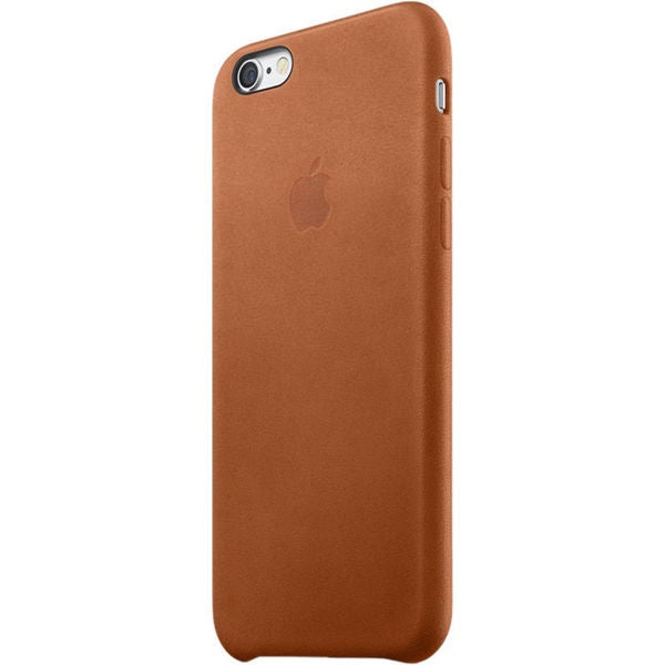 Apple iPhone 6/6s Leather Case (Saddle Brown)