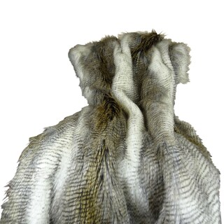 Plutus Alaskan Hawk Handmade Blanket