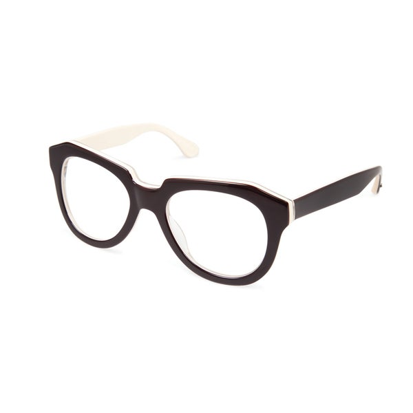 Cynthia Rowley Eyewear CR5028 No. 81 Black Fashion Plastic Eyeglasses