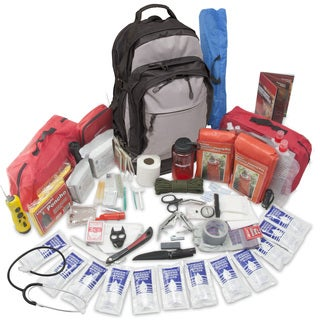 Emergency Zone StealthTactical 2 Person 72-hour Bug-out Bag