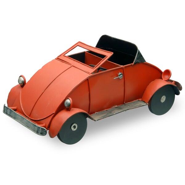 Metal Red Car