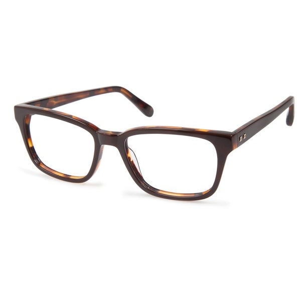 Cynthia Rowley Eyewear CR6002 No. 85 Brown Square Plastic Eyeglasses
