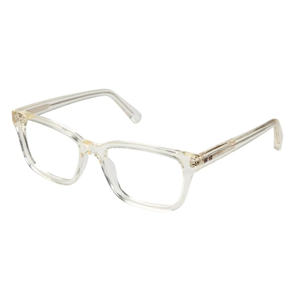 Cynthia Rowley Eyewear CR6002 No. 85 Yellow Square Plastic Eyeglasses