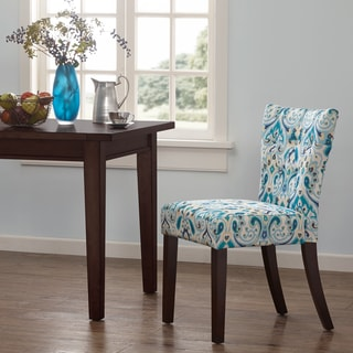 Madison Park Hayes Tufted Back Dining Chair (Set of 2)