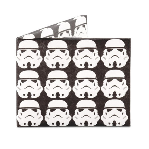 The Storm Troopers Original Trilogy Series Star Wars Movie Mighty Wallet