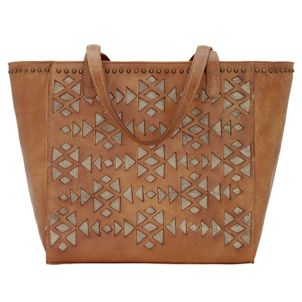 American West Azteca Collection Tote