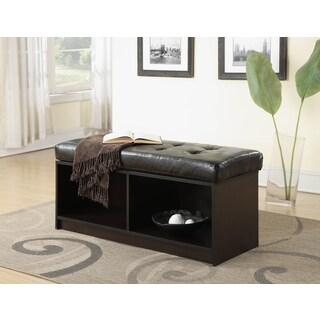 Convenience Concepts Designs4Comfort Broadmoor Storage Ottoman